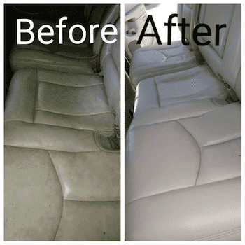 Truck or Van Detail from Two Guys Detailing in White Oak!