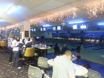 Bowling for 4 people at North Versailles Bowling Center!