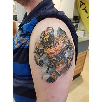 $250 to Vital Ink Tattoo