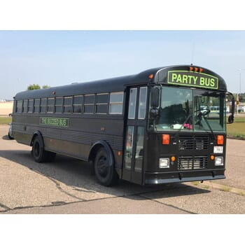 The Buzzed Bus