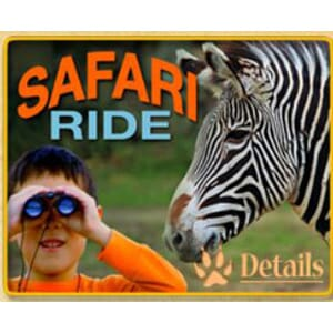 Wildwood Wildlife Park children's tickets
