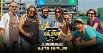 The All Star Craft Beer, Wine & Cocktail Festival at PNC Park! (Session 1)