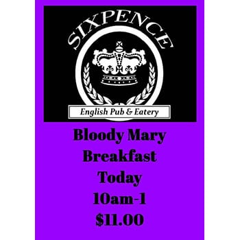 Sixpence Pub and Eatery