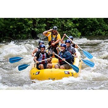 Smoky Mountain River Rat Tubing & Whitewater Rafting