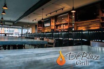DeBlaze Grill in  Bridgeville!