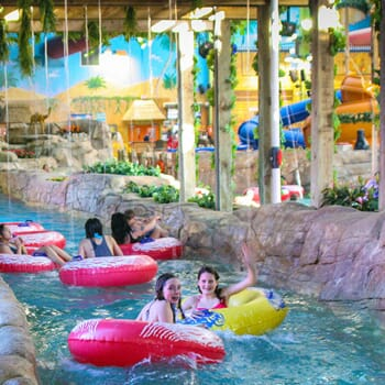 Two General Admission Tickets to Sahara Sam's Oasis for just $35!