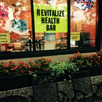 Revitalize Health Bar