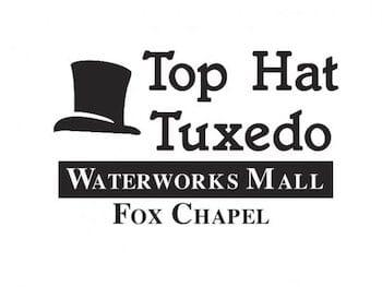 Top Hat Tuxedo in Fox Chapel!