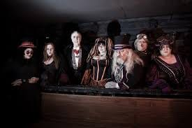 4-Person Pass to Castle Blood Haunted House in Monessen!