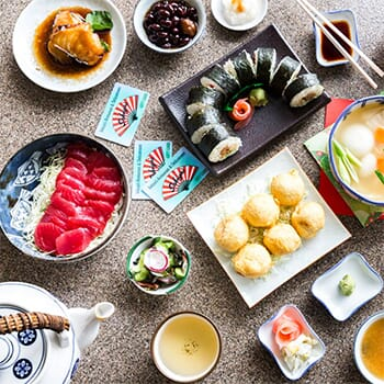 Sekiya's Restaurant and Delicatessen - Buy One Get One