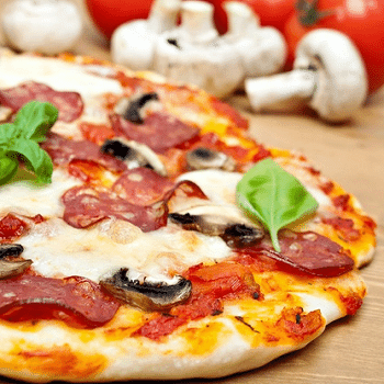 Pizza Campania Half Off Dining