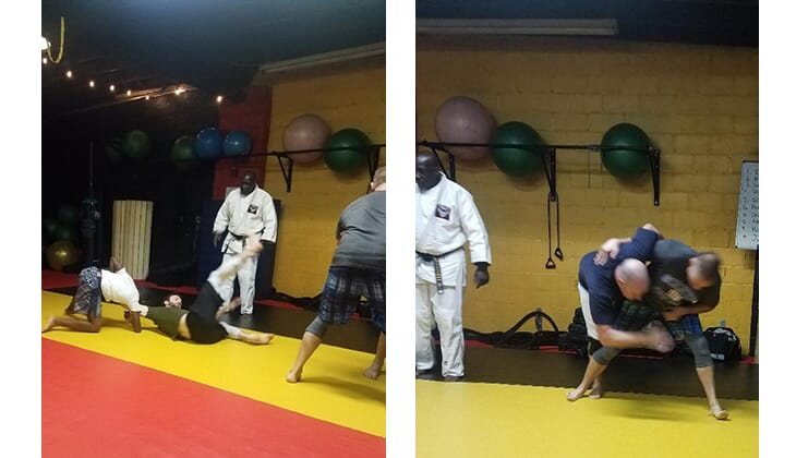 Southpaw Gym Adult/Kid Judo Classes