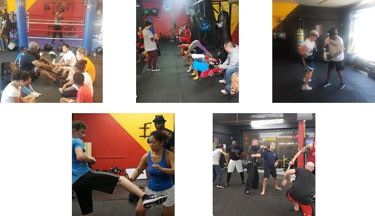 Southpaw Gym 1 Month Unlimited Training