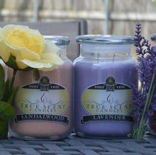 True Scent Candles