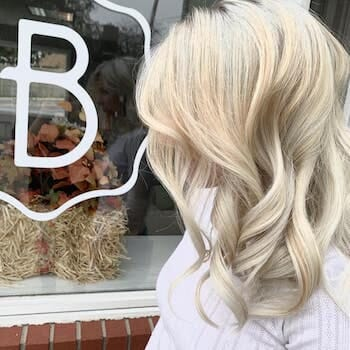 Cut, Color & Highlights for new clients at Studio Bliss!