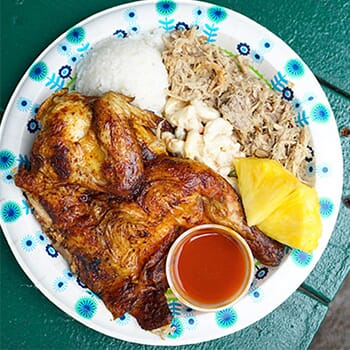 Mike's Huli Chicken