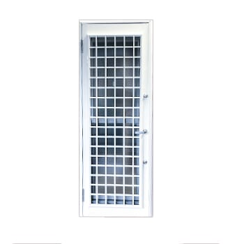Half Price Combination Security Door