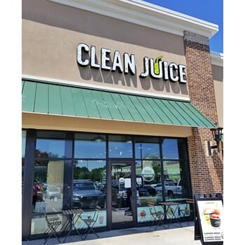 Clean Juice $50 for $25