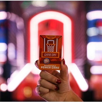 Dave and Buster's - Buy One Get One Power Card!