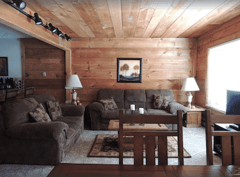 Weekend stays at Swiss Mountain Townhome by Seven Springs!