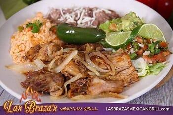 Las Brazas Mexican Grill