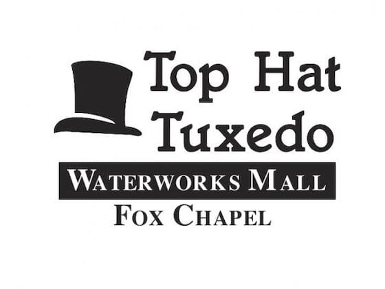 Top Hat Tuxedo in Fox Chapel!
