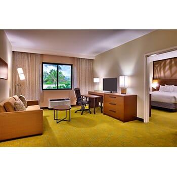 Half-Price King Suite 1 Night Stay