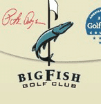 Big Fish Golf - 18 Holes of Golf