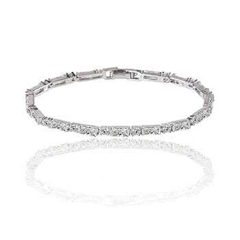 Dainty Tennis Bracelet - $52.50 with FREE Shipping!