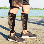 Copper Infused High Performance Compression And Support Calf Sleeves (1-Pair) - $12.99 with FREE Shipping!