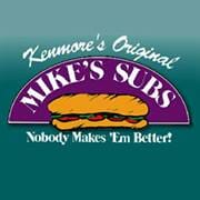 A $15 certificate for $7.50 to Mike's Subs (Kenmore)