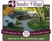 Sauder Heritage Inn - $100 for $50