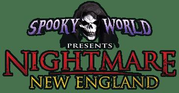 Spooky World Presents Nightmare New England -- BOGO!
