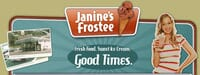 Certificate to Janine's Frostee