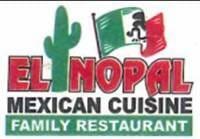 El Nopal Mexican Family Cuisine - Dixie Highway