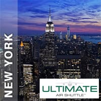 25% off one round-trip ticket to NYC