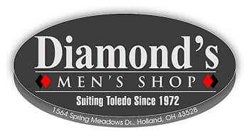 Diamond Men's Shop - $100 for $50