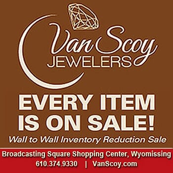 Van Scoy Jewelers $500