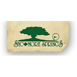 Sycamore Springs Golf -$120 for $60-18 Hole 4some & 1 cart