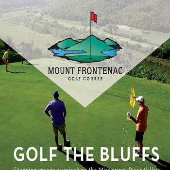 Mount Frontenac Golf Course-18 Holes of Golf for Two with Cart