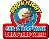 Moon Flight Coffee Drive Thru Plus Car & Dog Wash in Moon Twp!