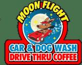 Moon Flight Coffee Drive Thru Plus Car & Dog Wash in Moon Twp!-1