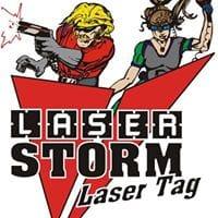 Laser Storm in North Hills!