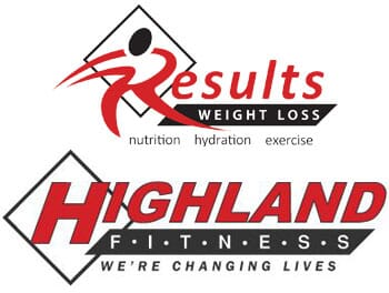 Results Weight Loss at Highland Fitness