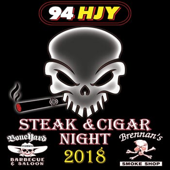 94HJY / Boneyard Barbecue's Steak and Cigar Night- sponsored by Brennan's Smoke Shop and General Cigar