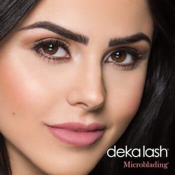 Full Set of lash extensions from Deka Lash! 2 Locations!
