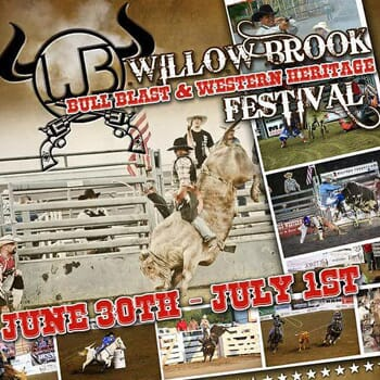 Willow Brook Farms Bull Blast & Western Heritage Festival