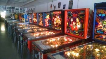 All Day Play at Pinball PA in Aliquippa!