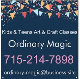 Ordinary Magic Arts and Crafts
