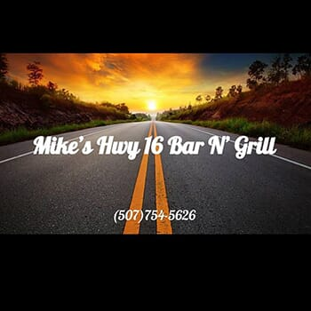 Mike's Hwy 16 Bar N Grill-$20 in Certificates